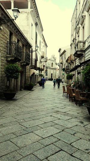 Street Building Exterior Architecture Outdoors City City Street The Way Forward Built Structure Day Sky No People