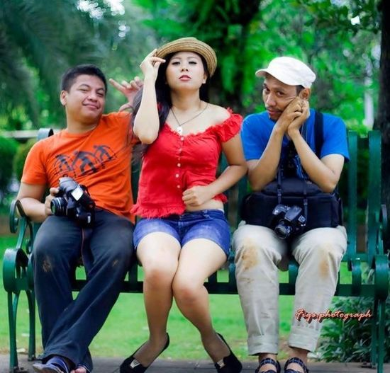 Model Breakphotoshoot Narsis Tamanmenteng #freelancephotographer