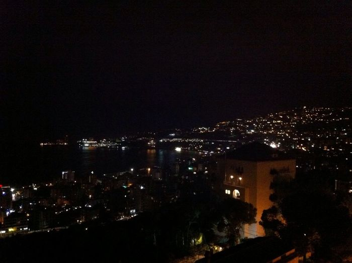 The Bay By Night