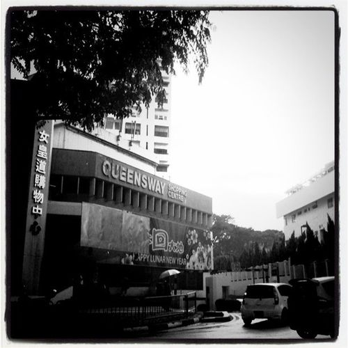 Scenes from my childhood - Queensway Shopping Center