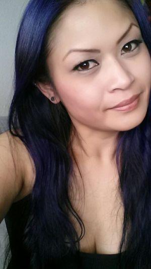 Hotness Selfie Purplehair Naturallight Ifeelprettytoday Chillinatmymomspad Pornstar Destinysin Adultfilms Cbr600rr