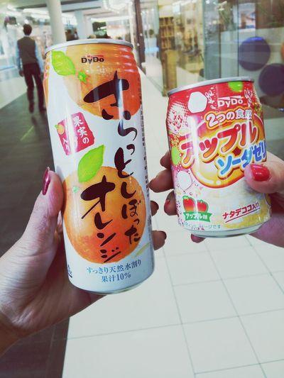 как же без таких напитков в солнечный день?:) Hi! Enjoying Life Driks