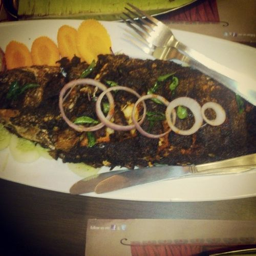 Fish Yummy Thalapakatti Treat Fishfry Love