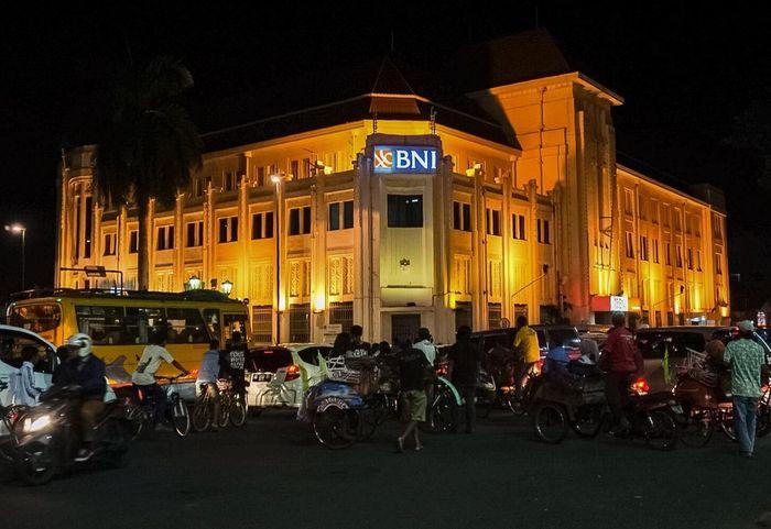 Km 0 yogyakarta Streetphotography Nightphotography Yogyakarta