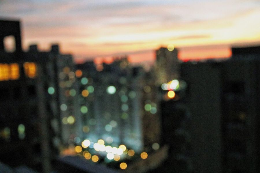 The sunset before typhoon coming Canonphotography VSCO Vscocam Typhoon Sunset Battle Of The Cities Defocused Glowing Sky And Clouds Cityscape Urban Landscape