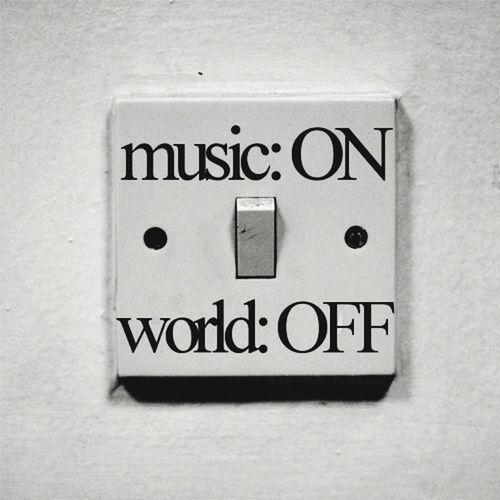 Music On World Off Love Music  Lovely