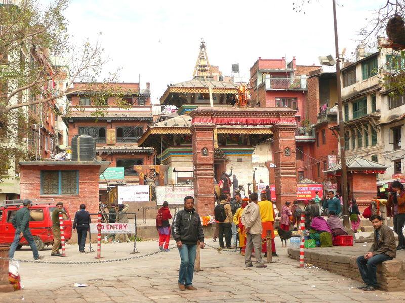Kathmandu, Nepal Street Photography Hinduism