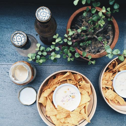 Comfort food. Food Foodphotography Passion Photography Plants Nachos Chipsanddip Foodie Foodlover IPhoneography Food Photography First Eyeem Photo