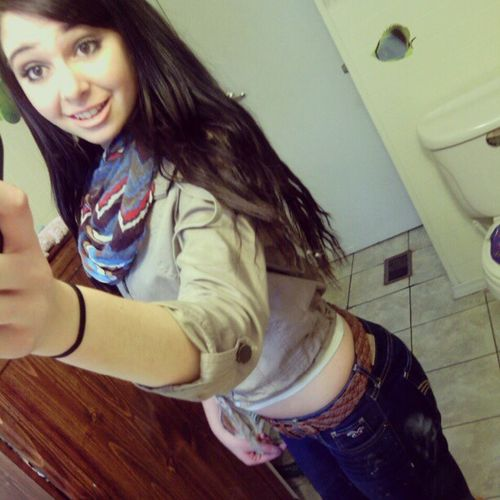 Today Favoutfit Scarf HOLLISTER wavyhuuuur instalike