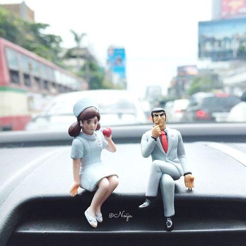 Fuchiko Gashapon Toy Photography