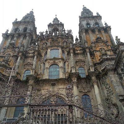 El Wineuptour llego a Santiago de Compostela