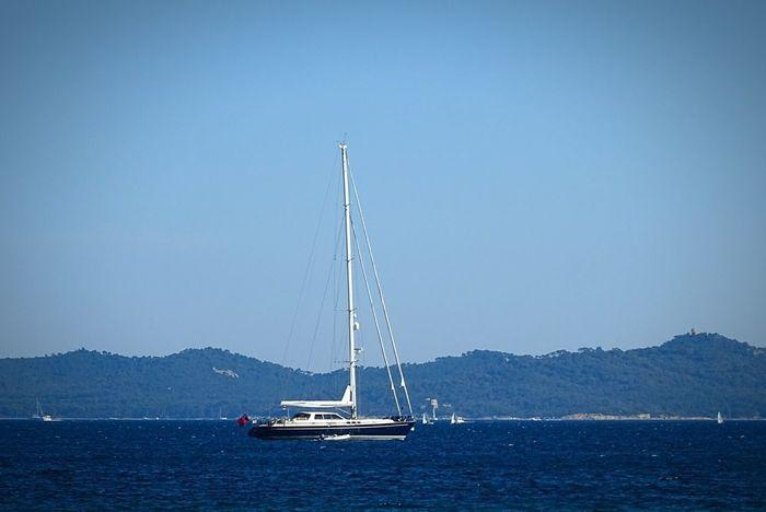 Voiles Et Voiliers Bateau ❤️ Water Sea Blue Clear Sky