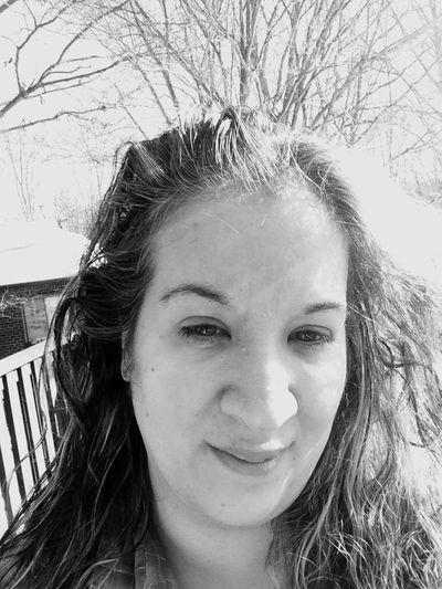 Closeupshot Silly #funny #loveable #me Wethair  Wettowelhair Silly Face Squintyeyes Taking Photos Sunlight ☀ That's Me Nicole ❤ Nikki Brown Eyes When Boredom Strikes. LongIslandNY Wet Hair Imweird Blackandwhite Photography