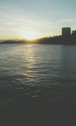 Meus Praia Mar Pordosol Positive Vibes PontaVerde Goodvibes ♡