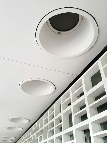 @hkw Built Structure Architecture Architectural Detail Detail Details Architectural Geometry Geometry Geometry Everywhere White Black & White Exterior Building Building Exterior Samsungphotography EyeEmNewHere Breathing Space Hkw Haus Der Kulturen Der Welt Public Building Discover Berlin The Graphic City