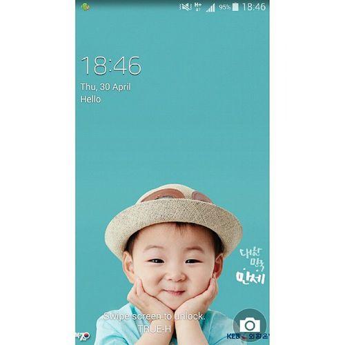It's So Cute ... My Wallpaper Screen โพสท์เองชมเอง เกาหลีสุดสุด เด็กน่าหมั่นเขี้ยวมาก