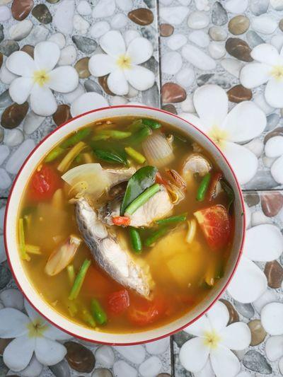 Fish Tom Yam