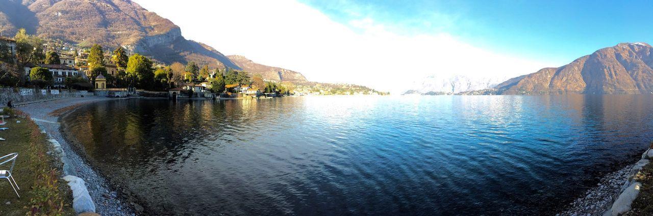 Lenno - lago di
