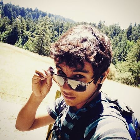 Who wouldn't like hiking Occidental California ? Californiaadventure Californialiving Summer Vacation Memories Summer2k15 Nature Forest