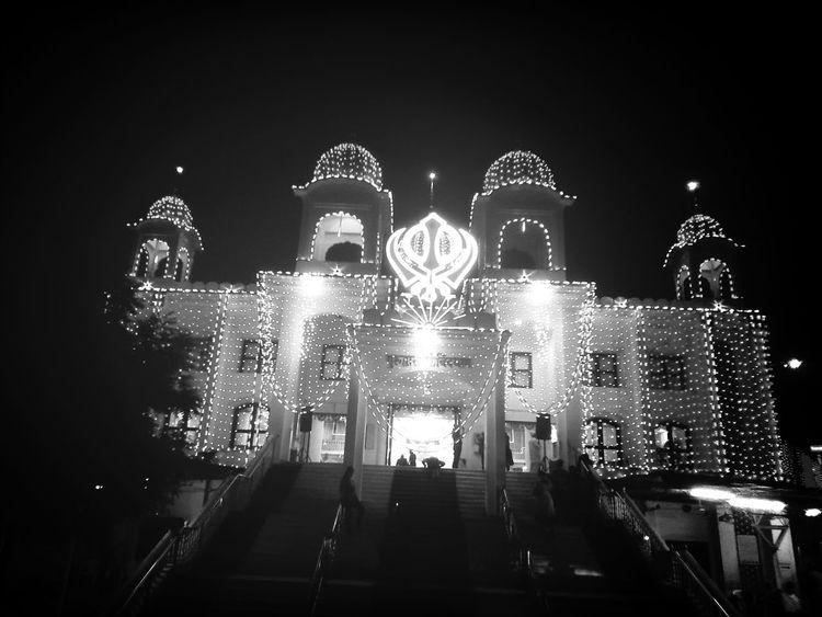 Gurudwara India Ahmedabad Diwali2014