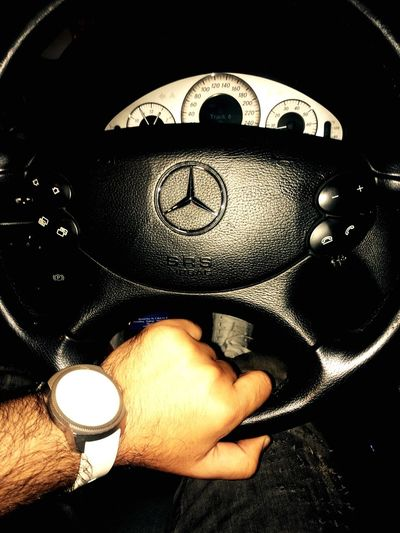 Black & White @bluesea Deniz @istanbul Naght Clk200 Mercedes GoodNight ❤✌