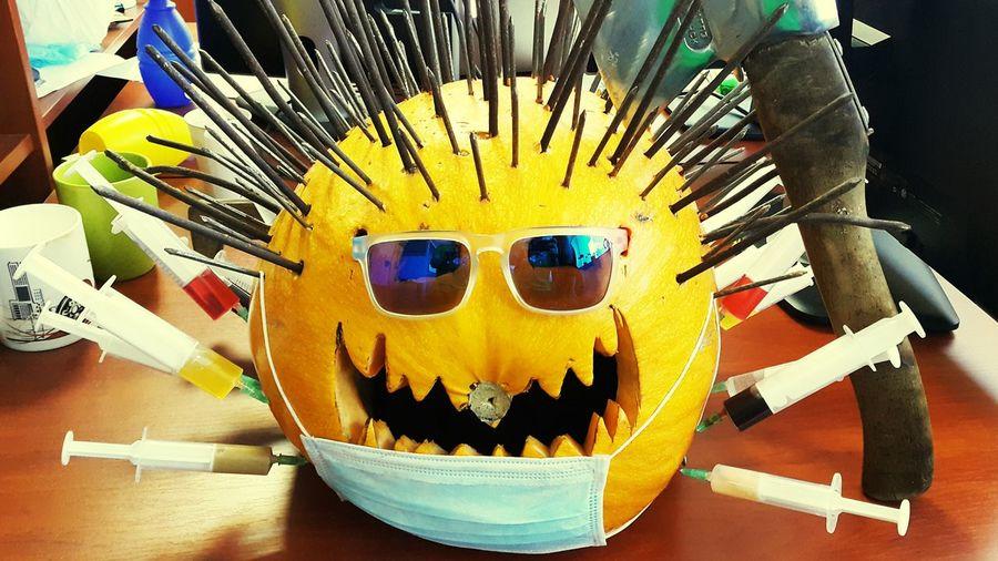 Dr. Pumpkin Halloween Fun