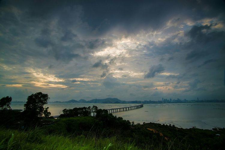 Nature On Your Doorstep 陰天怒吼 Winds &clouds landscapes EyeEm Best Shots - Landscape Landscapelovers EyeEm Nature Lover