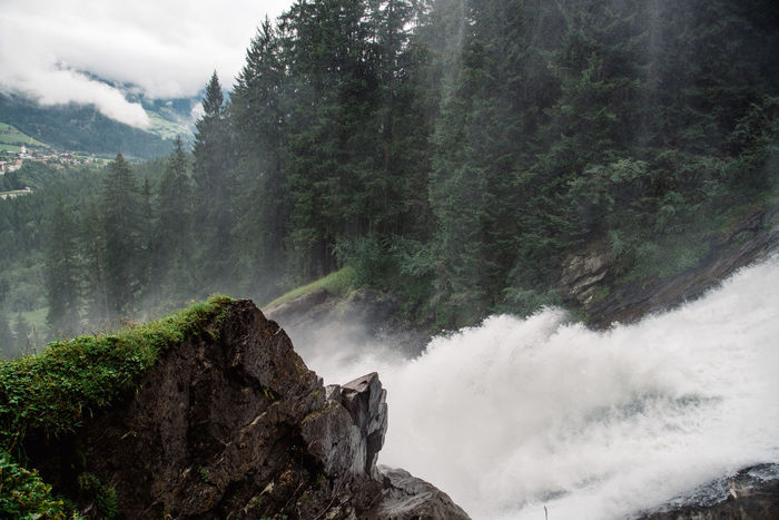 Krimml waterfall Austrian Alps European Alps Nature Alps Beauty In Nature Day Environment Flowing Flowing Water Fog Krimml Waterfalls Krimmler Wasserfalle Land Landscape Long Exposure Motion Mountain Nature No People Non-urban Scene Outdoors Plant Power In Nature Rock Scenery Scenics - Nature Tree Water Waterfall