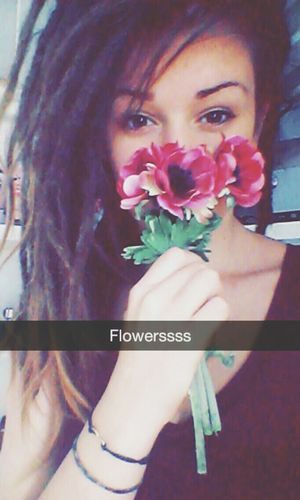 Flowers Dreadhead Wonderlocks That's Me