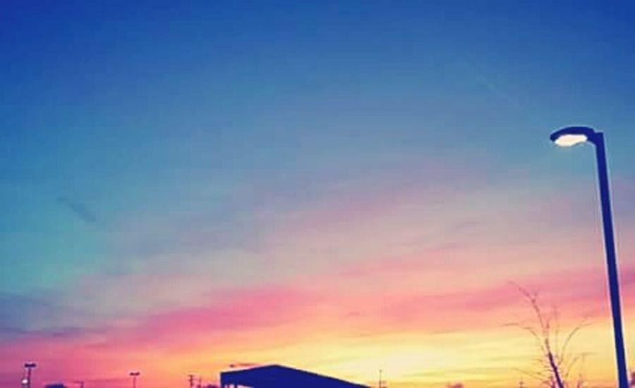 Morning Shift Sunrise