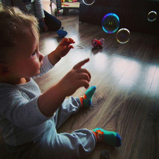 Babyboy Boubles Magic :-)