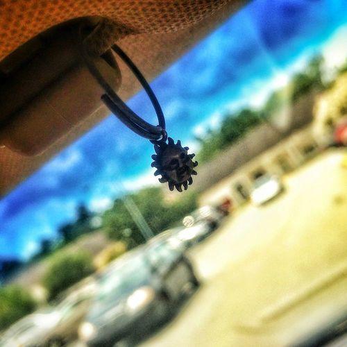 Car Sun windshield Amulet