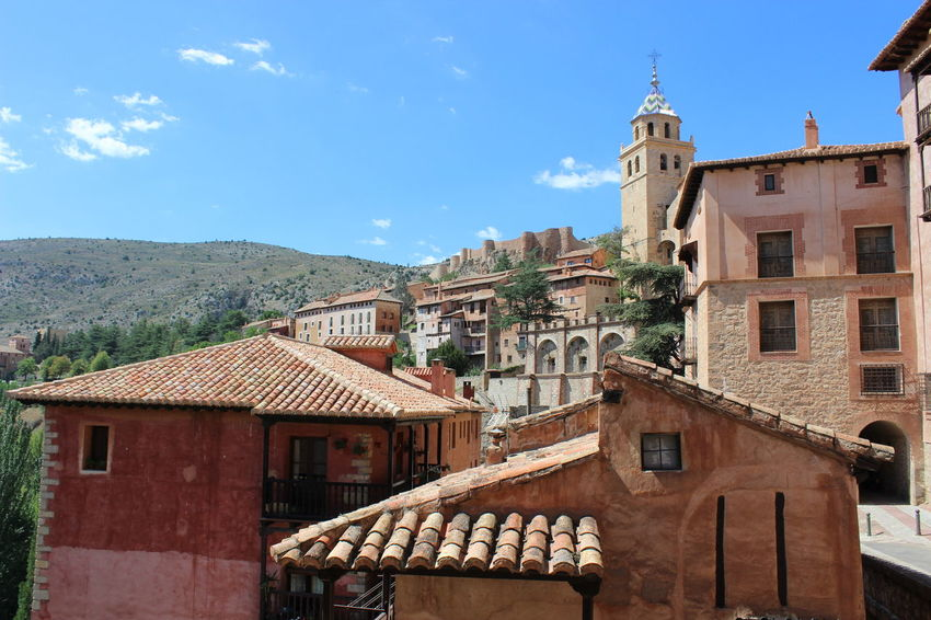 Albarracín Arquitecture SPAIN Arquitectura España Naturaleza