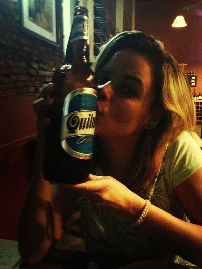 Quilmes Cerveza!