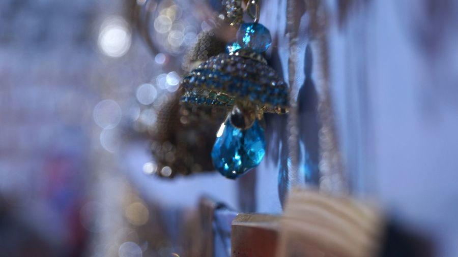 Jewellery Jewellery Ear Rings Artificial Light Bokeh Multicolor Urban Sean Fair Focused Particular Focus Close-up Indoors  No People Day