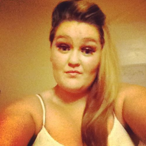 Hiyya 2013 Hairdown Smile lasheslovethemeyeshadowboredjustaweepic;)newyearlikeforlikelfll4l