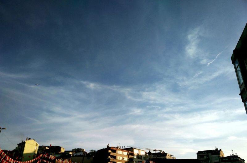 Good Morning Sky Cloud Beauty Presence