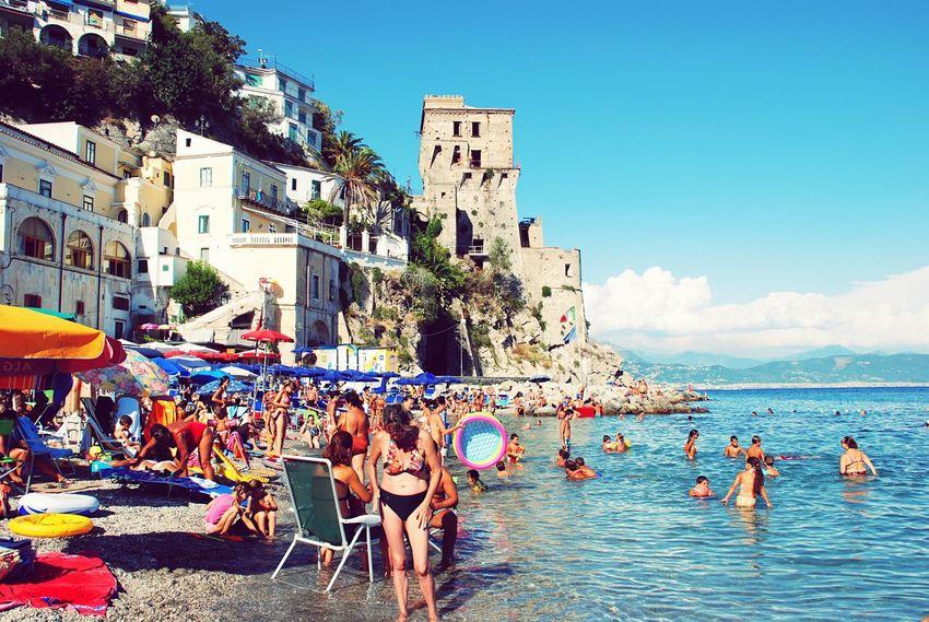 Stories From The City Italy Amalfi Coast Beach Beach Photography Beachphotography Sea Summer Cetara Cetarabeach Live For The Story