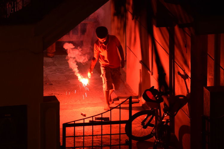 crackers...... Crackers NIKON D5300 Nikon Photography Capture Tomorrow Nikon Nikonphotography Photography No People Boy Nikond5300 Childhood Night Nightphotography Metal Industry Manual Worker Foundry Occupational Safety And Health Molten Protective Workwear Working Headwear Men Occupation