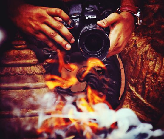 There is always a thing to learn in this embrace it and improve your skills. EyeEm Best Shots EyeEm Selects EyeEm Gallery EyeEmbestshots Hands At Work Camera Fire Smoke DSLR EyeEm EyeEmNewHere Photography India EyeEm Selects Kolkata Ganga River Ghat Morning Canonphotography Object Product Photography A New Beginning