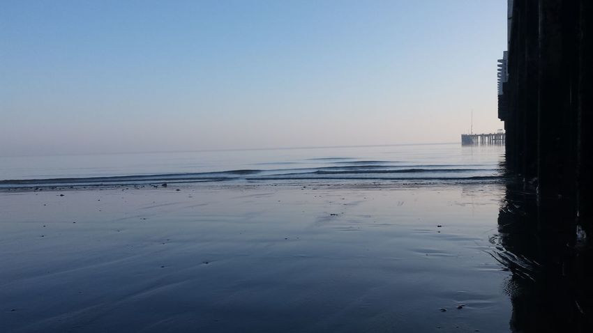 Taken at Clacton beach around 1400 Beach Sea Water Tranquil Scene Horizon Over Water Tranquility Sky Beauty In Nature Scenics Idyllic Sand Nature Reflection Travel Destinations Blue Landscape Outdoors No People Clear Sky EyeEmNewHere