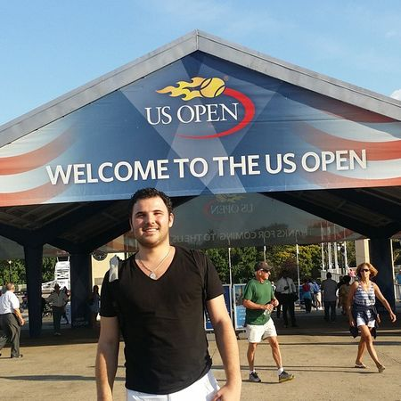 🎾 WATCH AN GRAND SLAM GAME... CHEKED ✔ Usopen Tennis NYC