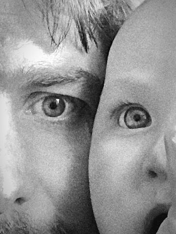 Art Is Everywhere Daughter Father & Daughter Daughter And Dad ❤ Eyes Are Soul Reflection Eyes Generations Dad And Daughter