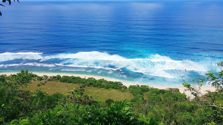 Nyangnyangbeach Water Sea Beach Wave No People