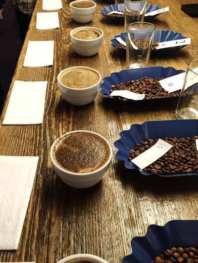 Cupping ! Thirdwave I Like Coffee How Do You Brew? - The Barn Roast Workshop