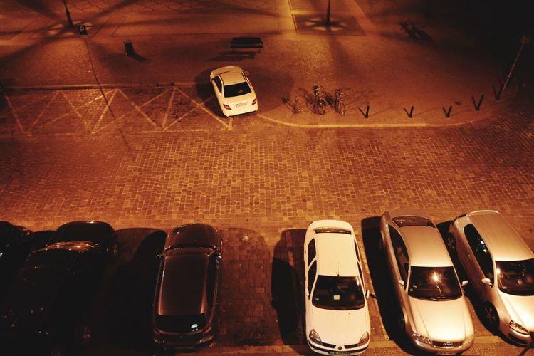 A Bird's Eye View Transportation Be Different Car Parking Lot First Eyeem Photo