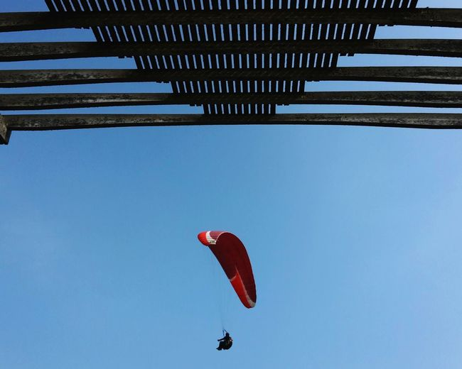 Glider's up! Sports Sky Paragliding The Action Photographer - 2015 EyeEm Awards
