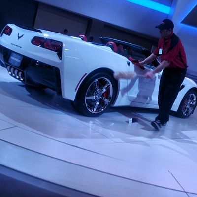 2014 Corvette atingray