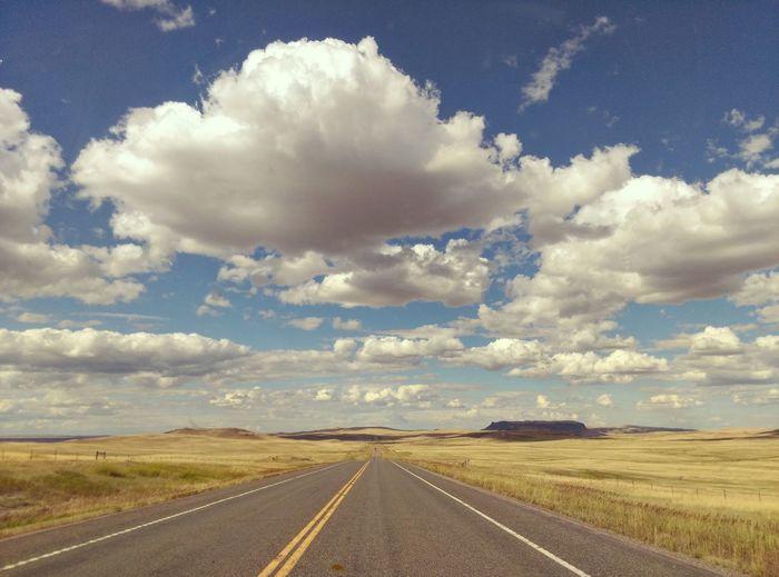 Big sky country. Fine Art Photography Montana Open Road