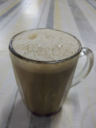Let's drink Drink Drinking Glass Food And Drink Close-up Frothy Drink Healthy Eating Day Indoors  Table Refreshment Freshness Coffee Time Coffee Cup Coffee ☕ Cold Drink No People